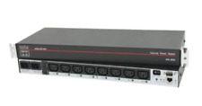WESTERN TELEMATICS IPS-800 INTERNET POWER SWITCH CIABATTA RACK CONTROLLO IP