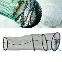 4Layers Collapsible Fishing Basket Dip Net Fishing Cage Fishing Accessories'Tool