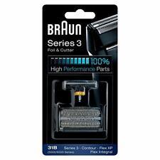 Braun Kombipack 31B für Serie 3,CONTOUR,FLEX XP, FLEX INTEGRAL (5000/6000)  DHL