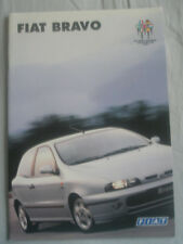 Fiat Bravo range brochure Apr 1996