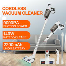 Cordless Vacuum Handheld Stick Bagless Cleaner Carpet Dust Collector 9000PA