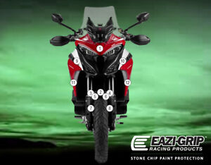 Motorcycle Stone Chip Protection PPF Ducati V4 MULTISTRADA 2021+