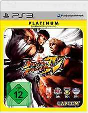 Playstation 3 STREET FIGHTER 4 IV * DEUTSCH * Streetfighter GuterZust.
