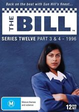 THE BILL SERIES 12, PARTS 3 & 4, 1996 (12 DVD)  region free (0) NEW & SEALED