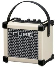 Roland guitar amplifier 3 W micro cube MICRO CUBE GX white from japan F/S