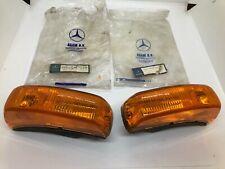 Mercedes Truck LP Hella Turn Signal Light lamp Blinker 0008224320 Genuine NOS