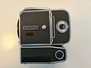 Hasselblad 500 EL/M mit Batterieadapter