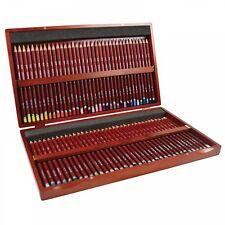 Derwent 72 Wooden Box Pastel Pencils