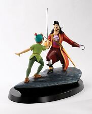 Disney a Moment in Time - Peter Pan & Captain Hook NEW
