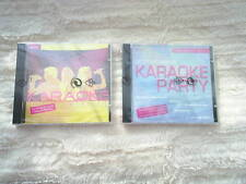 2 Karaoke CDs / Karaoke Party - Neue Deutsche Welle !!! + Karaoke Be a Star !!!!