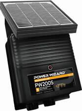 Pw200s Solar Power Wizard Fence Energizer 3 Year Manufacturer Warranty
