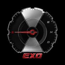 EXO - Regular 5th Album DO NOT MESS UP MY TEMPO K-pop CD POSTER, photo card.