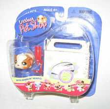 Littlest Pet Shop Adorable Guinea Pig with Carrier Box #213 MIP BRAND NEW