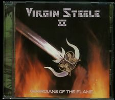 Virgin Steele Guardians Of The Flame CD new No Remorse Records reissue