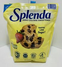 Splenda Granulated Two Pack, Tastes Like Sugar No Calorie Sweetener 25.2oz FRESH