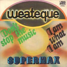 "SUPERMAX – Don't Stop The Music (1976 DISCO VINYL SINGLE 7"" ITALY)"