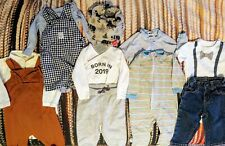 Baby boys clothes 6-9 months lot