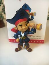 Ahoy Mateys Jake Neverland Pirates  Christmas Hallmark Keepsake Ornament In Box
