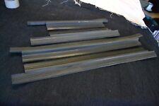Scuff plates VB VC VH VK VL Grey set hdt hsv bt1 calais turbo v8 sle sl/e E43