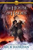 The Heroes of Olympus, Book Four the House of Hades, Riordan, Rick, New, Book