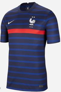 Maillot de foot équipe de France - Mbappe, Benzema, Griezmann, Pogba, Giroud