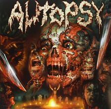 AUTOPSY - THE HEADLESS RITUAL (LIMITED EDITION)  VINYL LP NEW!