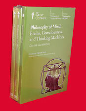 NEW CDs 12 Lectures Philosophy of Mind Great Courses Teaching Company