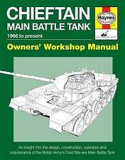 Chieftain Main Battle Tank Manual: 1966 to Present by Dick Taylor (Hardback, 2016)