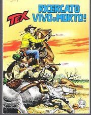 fumetto TEX BONELLI PRIMA EDIZIONE numero 661