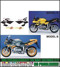 kit adesivi stickers compatibili  r 1100 s 2001