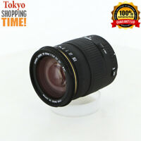 Sigma 18-50mm F/2.8 EX DC for Canon Lens from Japan