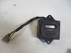 1. Honda St 1100 SC26 Pan European Display Pilot Lights Info Instruments