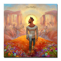 The Human Condition Jon Bellion Art Silk Canvas Poster 16x16 24x24 inch