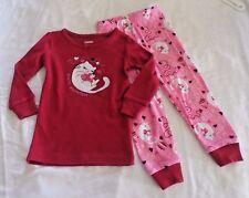 Baby & Toddler Clothing Sleepwear 2019 Fashion Gymboree Gymmies Cats Rule Kitty Cat Kitten Pajamas Set Girls Nwt Pjs 12-18 M Sale Price