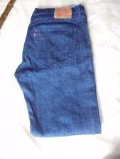 Levi's Indigo, Dark wash Short Rise 34L Jeans for Men