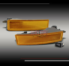 03-07 SCION XB BUMPER DRIVING YELLOW FOG LIGHT W/BULB+SWITCH LEFT+RIGHT 04 05 06