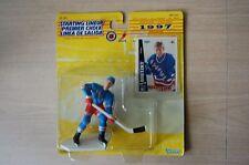 1997 WAYNE GRETZKY Starting LineUp SLU New York Rangers ROOKIE figure CANADA moc