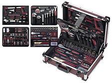 KRAFTWERK 3948 Profi Alu Werkzeugkoffer ALUPro 263 tlg. Werkzeug EVA Einlagen