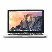 "Apple MacBook Pro 13"" Mac Laptop / 2.4GHz Intel / 4GB /250GB Storage /Guarantee"