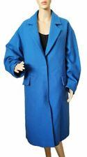 Iceplay women's oversized coat size 44IT(12UK) - Virgin wool fabric