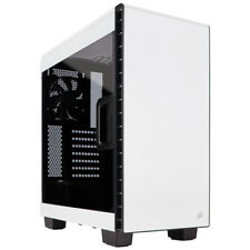 Corsair Carbide Clear 400c Midi-tower color blanco carcasa D