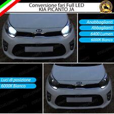 KIT LED ANABBAGLIANTI H4 LED + LUCI DI POSIZIONE T10 LED CANBUS KIA PICANTO JA