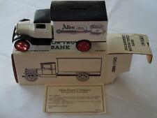 ERTL 1931 Hawkeye Motor Truck BANK Allen ORGAN Co NIB