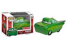 "EXCLUSIVE GREEN FINISH RAMONE 3.75"" VINYL POP FIGURE FUNKO DISNEY CARS"