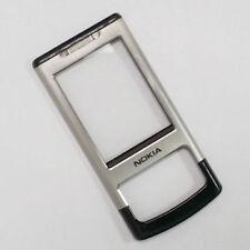 Façades et autocollants argenté pour téléphone mobile et assistant personnel (PDA) Nokia