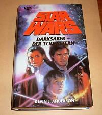 Star Wars - Darksaber - Der Todesstern - Kevin J. Anderson - gebundenes Buch
