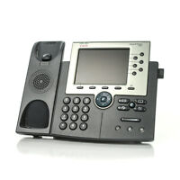 Cisco IP Phone CP-7965G VoIP Unified Color Display Business Phone BASE ONLY