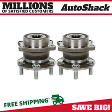 Rear Wheel Hub Bearing Assembly Pair 2 for Subaru Forester Legacy Outback 3.6L