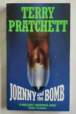 TERRY PRATCHETT SIGNED 1ST - Johnny and the Bomb