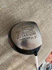 Ping 1st Titanium Karsten 11.5* Proforce Xl Ultra Light A Flex Golf Club